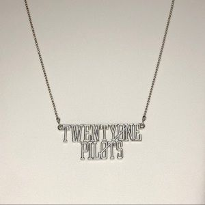 Twenty One Pilots Necklace